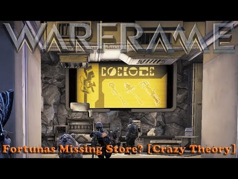 Warframe - Fortunas Missing Store? [Crazy Theory] thumbnail