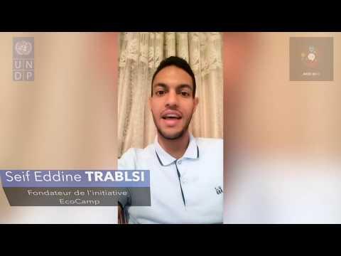 AKID2030 - Message de solidarité de Seif Eddine Trablsi