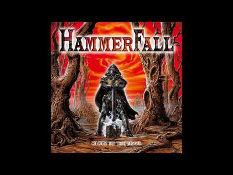 Hammerfall -  Glory To The Brave lyrics