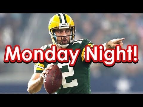 NFL DraftKings Picks + FanDuel Picks Monday Night Fantasy Football Week 6