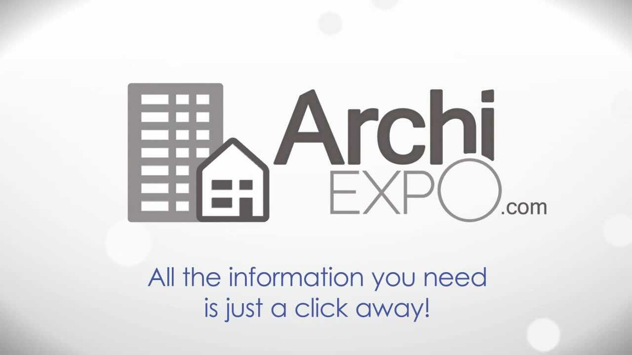 archiexpo booth demo youtube. Black Bedroom Furniture Sets. Home Design Ideas