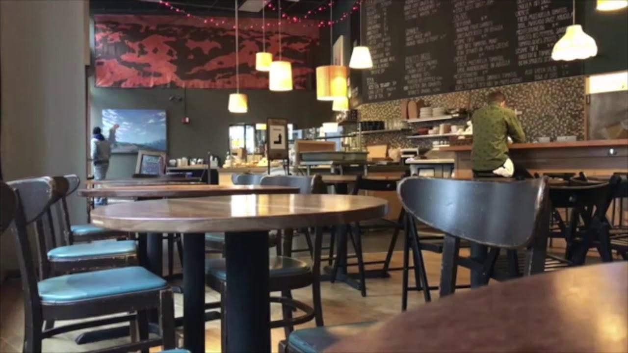 Coffee Shop Zoom Virtual Background Youtube