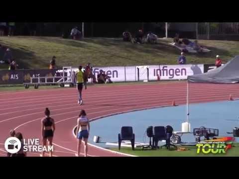2015 Australian Athletics Tour - Canberra Track Classic