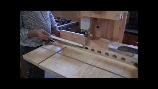 Wooden Napkin Rings - Anéis De Madeira