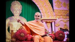 Guruhari Ashirwad 15 July 2017 (Morning), Chicago, IL, USA