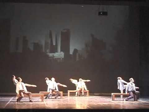 9 to 5 Split 2003 Choreography by Alexander Tressor