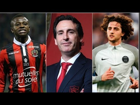 Are Seri & Rabiot Joining Unai Emery At Arsenal & Leno Move Looking Likely! | AFTV Transfer Daily