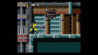 Wolverine: Adamantium Rage (Possibly the Worst SNES Game)