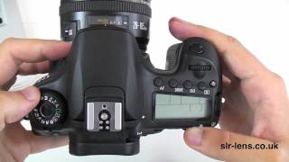 Canon EOS 60D review (compared to the Canon EOS 40D)