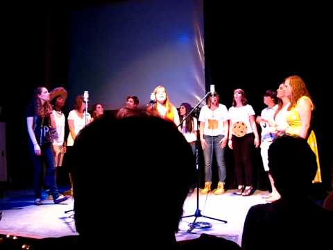 The Chain (Ingrid Michaelson) - M&Cs A Cappella - Better Together Jam, Spring 2011