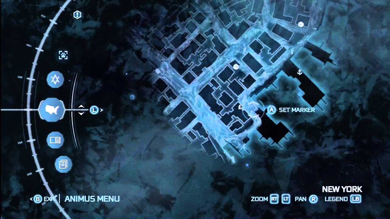Ac3 Map New York General Stores Youtube