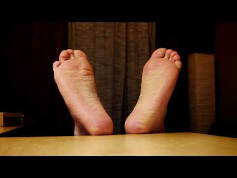 Если отходит ноготь на большом пальце ноги