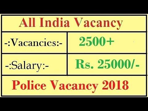 Government Jobs January 2018 | Latest Sarkari Naukri Updates | Opportunity in 2018 - JOBS