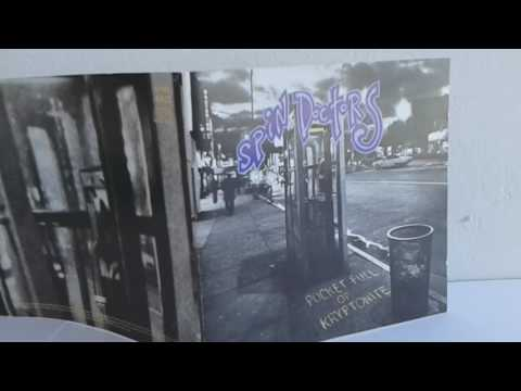 CD Original [SPIN DOCTORS - POCKET FULL OF KRYPTONITE] 1991