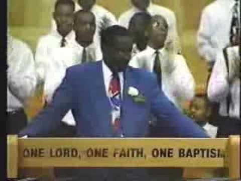Bishop David L. Ellis - I Feel Like Praising Him