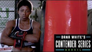 Dana White's Contender Series Brasil – Uma Chance no UFC: Maria Oliveira