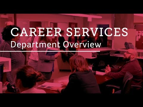 Career Services at Kendall College