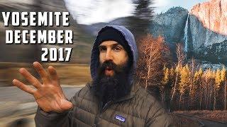 Yosemite National Park December 2017