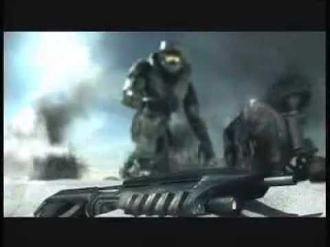 Halo 3 Trailer - Won't Back Down