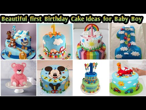 100 First Birthday Cake Ideas For Baby Boy Kids First Birthday Cake Ideas Youtube