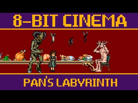 Pan's Labyrinth - 8 Bit Cinema