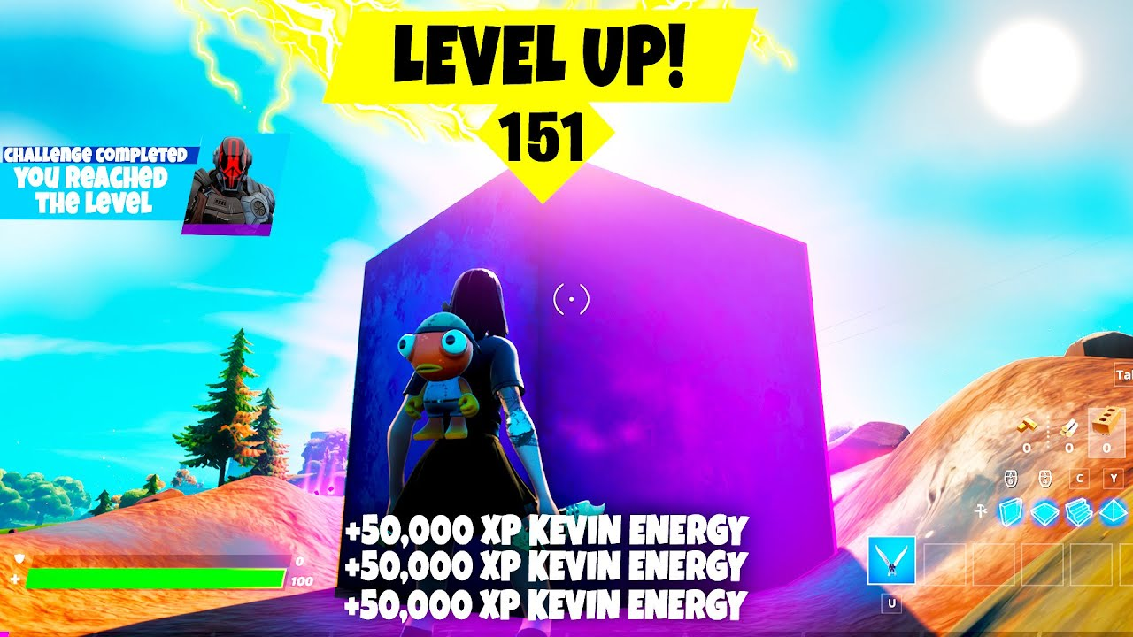Download HOW I LEVEL UP FAST in Fortnite Season 8! (XP FARMING)