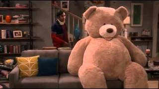 Big Bang Theory !! Howard and Bernadette baby's first gift