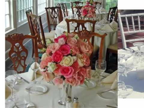 Carnation And Rose Centerpieces | Colorful Canation Flower Ideas