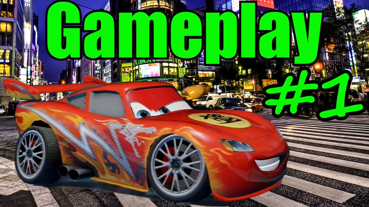 cars 2 gameplay part 1 lightning mcqueen dragon unwelcome aboard ps3 xbox360 youtube. Black Bedroom Furniture Sets. Home Design Ideas