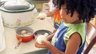 How to Cook: Perfect Hard Boiled Eggs