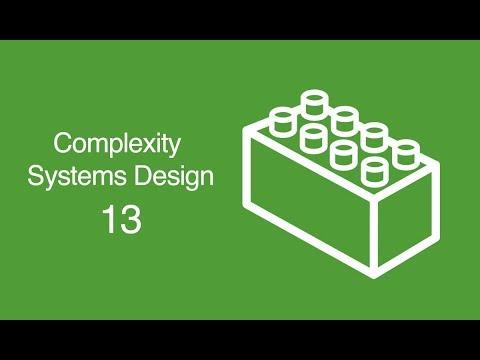 Complex Systems Design: 13 Modular Design