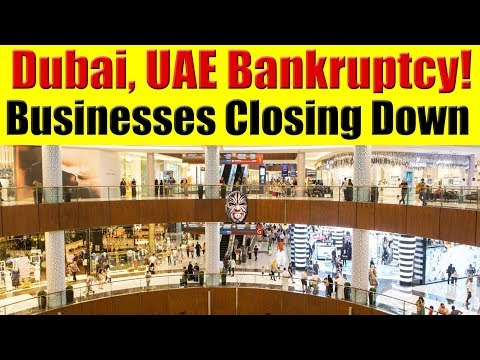 Dubai, UAE Business Updates: Major Losses, SuperMarkets & Shopping Malls Closing Down