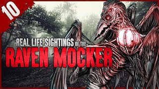 10 Real Raven Mocker Sightings | Darkness Prevails