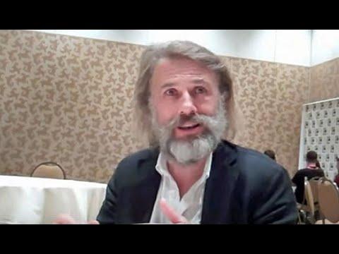 Christoph Waltz Interview - Django Unchained