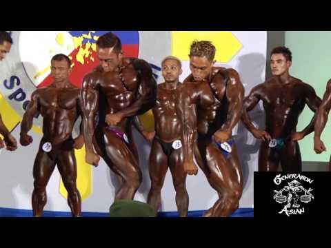Philippines Bodybuilding GCSF 2015