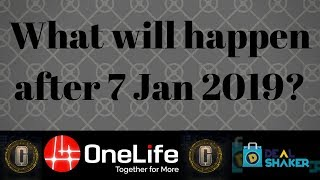 What will happen after 7 Jan 2019 | OneCoin