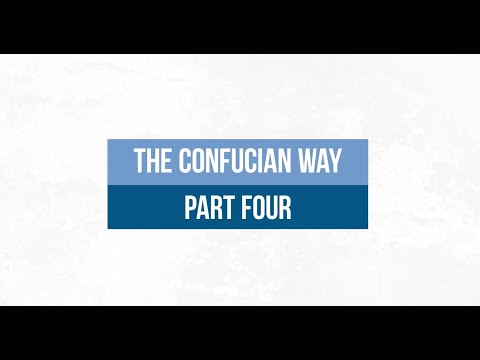 The Confucian Way 4: The Moral Dilemma of Two Righteous Men