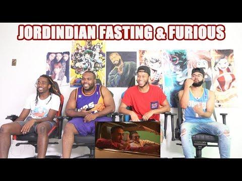 JORDINDIAN - FASTING & FURIOUS    Reaction
