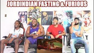 jordindian fasting furious music video reaction
