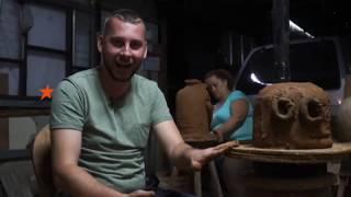 Как Андрюха стал мастером по изготовлению ритуальных масок - Особенности национальной работы - 4