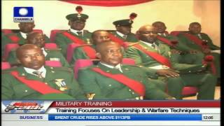 Military Training: COSA Charges Warrant Officers On Loyalty & Discipline