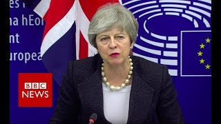 Theresa May on Brexit Deal: We have secured what MPs asked for - BBC News