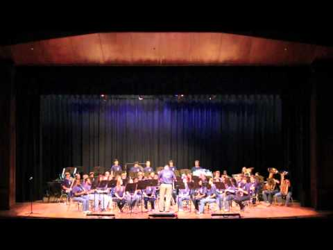 All Bulloch County Honor Band May 9, 2015