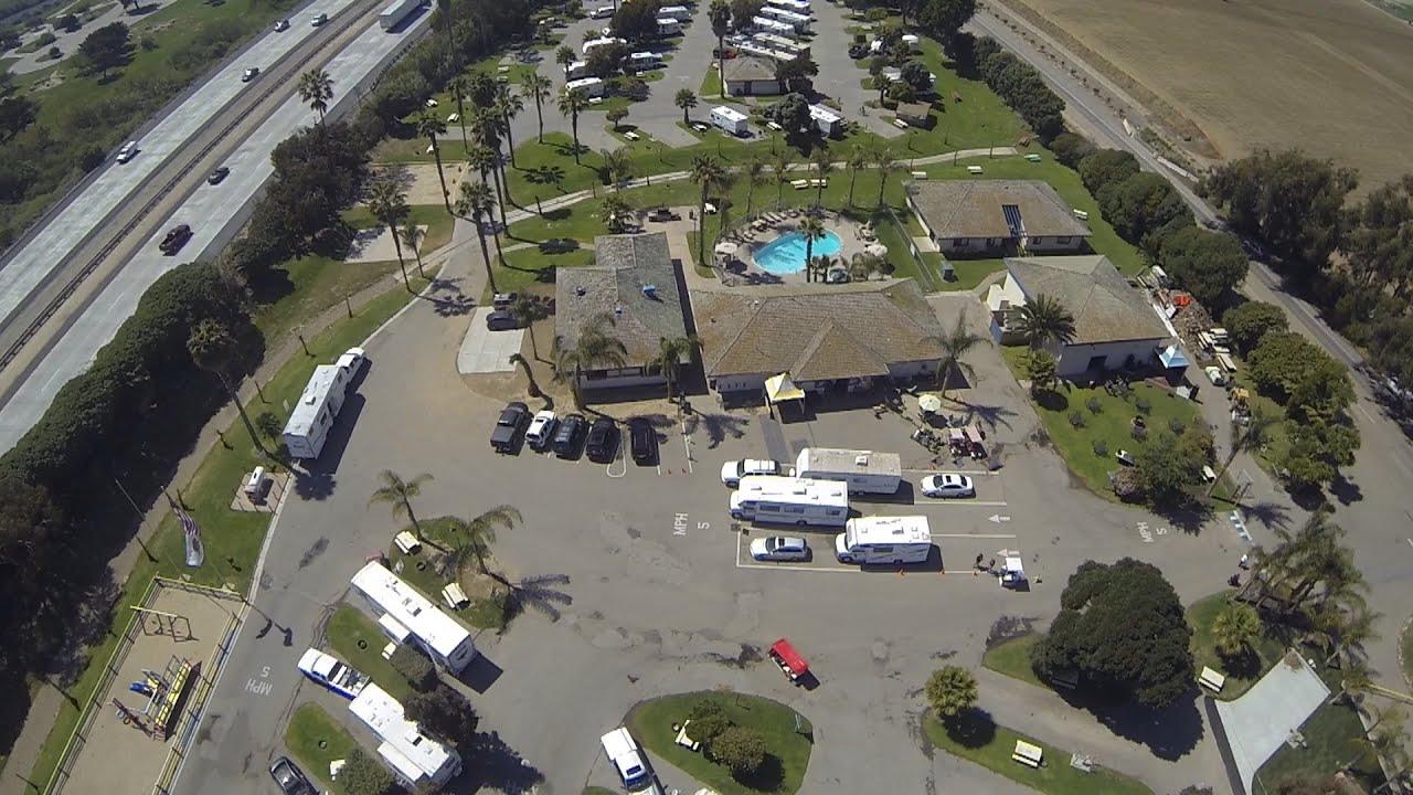 Ventura Beach Rv Resort Ca Youtube