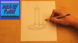 How to Draw a Candlestick