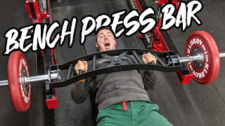 The Best Bench Press Bar I've Ever Used...