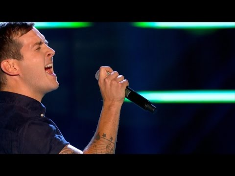 Stevie McCrorie performs 'All I Want'  The Voice UK 2015: Blind Auditions 1 – BBC One