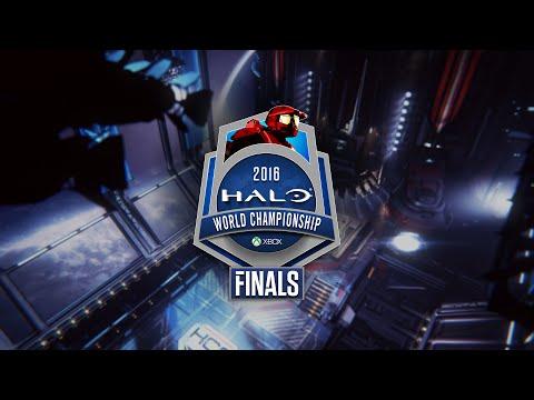 Finals - Halo World Championship 2016