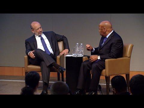 Congressman John Lewis & Lloyd Blankfein: Talks at GS Session Highlights