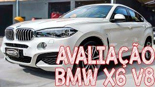Avaliação BMW X6 V8 2015 - Isso sim que um SUV esportivo, o resto paga comédia!